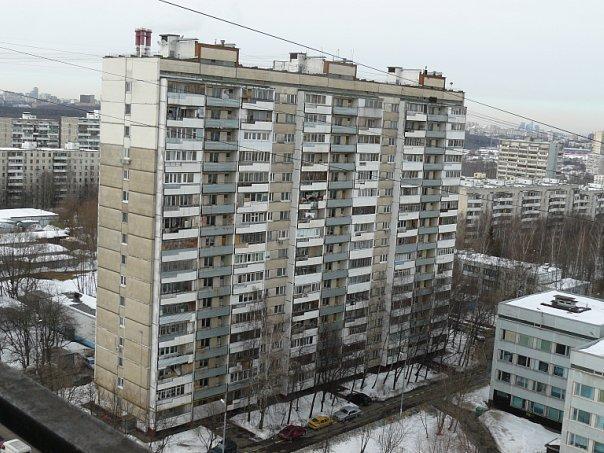 Дом серия 1мг-601 теплое остекление балкона.