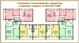 Типовые перепланировки домов