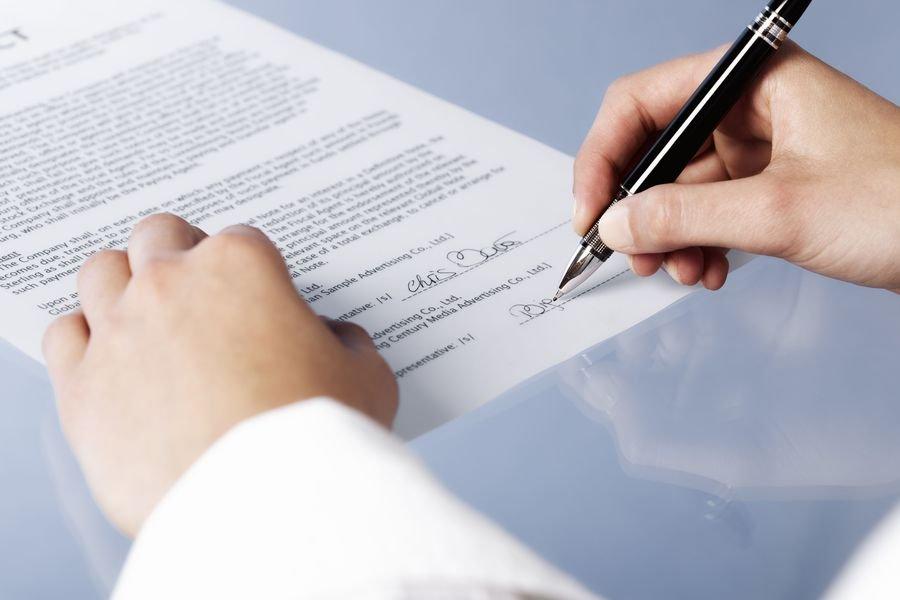 Оформление договора долгосрочной аренды
