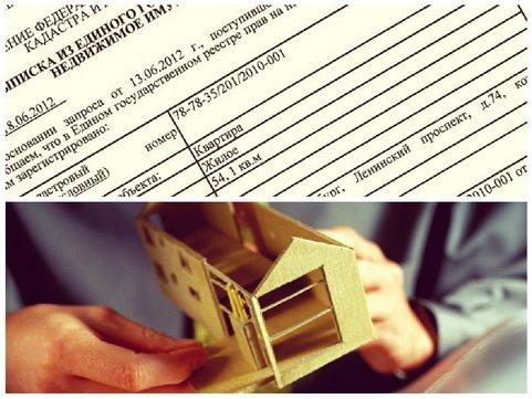 Справка ЕГРП (ЕГРН) о наличии или отсутствии собственности